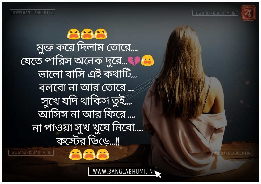 Bangla Facebook Sad Love Status share
