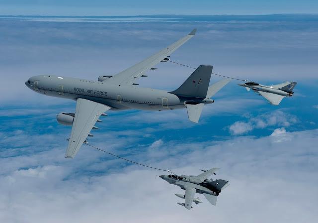 El Ejército del Aire incorporará 3 aviones A330 MRTT para cubrir capacidades de reabastecimiento, transporte y medevac