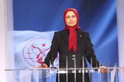 ملخص كلمة الأمينة العامة لمنظمة مجاهدي خلق الإيرانية بمناسبة انطلاقة العام الـ56 لتأسيس المنظمة