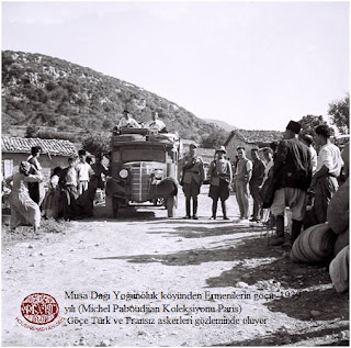 Samandağ Musa Dağı Yolcuları- Hatay Yöresine Bir Gezimiz (2)