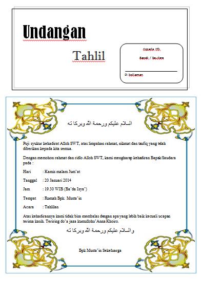 download contoh surat undangan dapat diedit