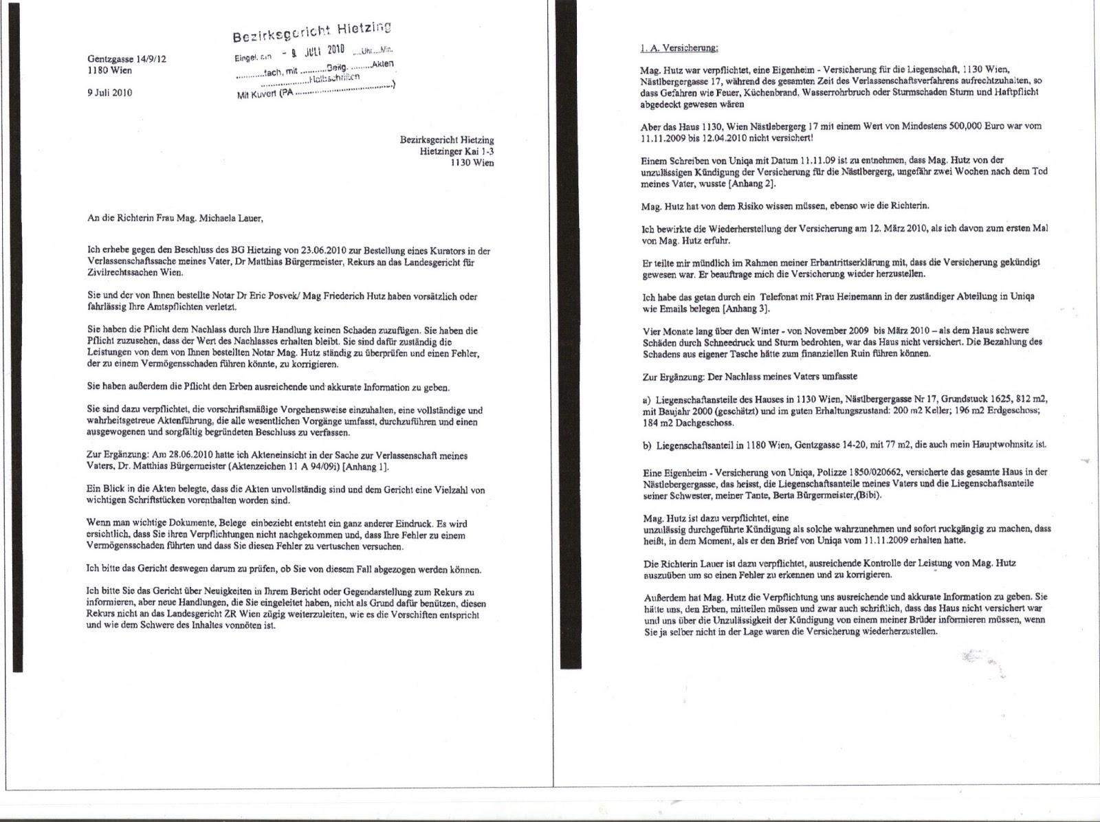 justicia austriaca 277 abgb wenn sachwalter weder haus versicherung noch alimente bezahlen. Black Bedroom Furniture Sets. Home Design Ideas