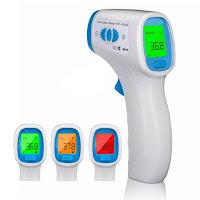 Termometer Dahi, Termometer Dahi Tembak, Termometer Tembak, Termometer, Termometer Dahi Infrared, Termometer Dahi Infra Merah