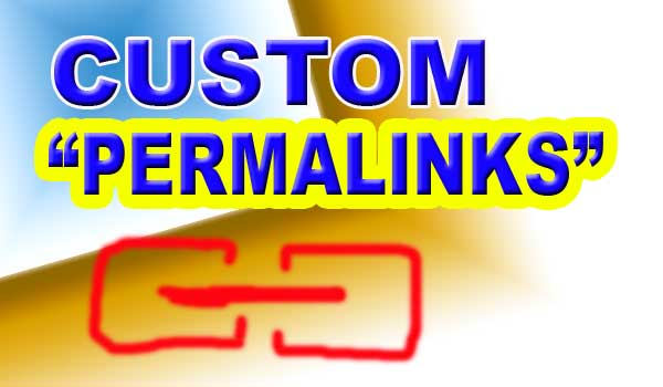 How to add custom permalinks