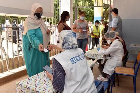 """المغرب يسجل 2423 إصابة جديدة مؤكدة بـ""""كورونا"""" في 24 ساعة"""
