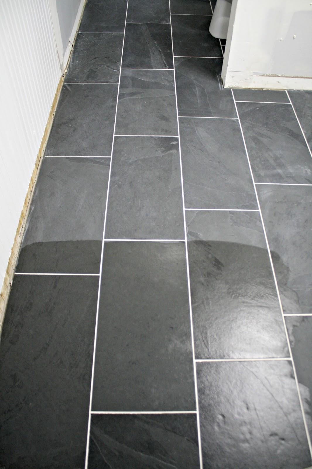 Wet Look Tile Sealer | Tile Design Ideas
