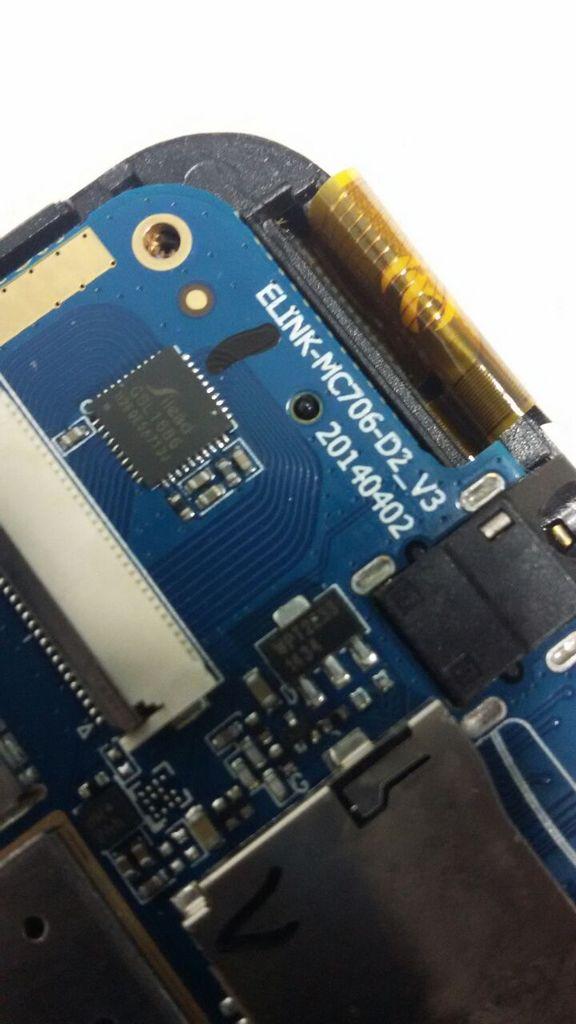 Firmware o Rom Stock Tabla China Elink MC706 D2 V3