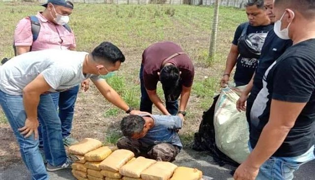 Polda Sumut Amankan 30 Kilogram Ganja Asal Aceh