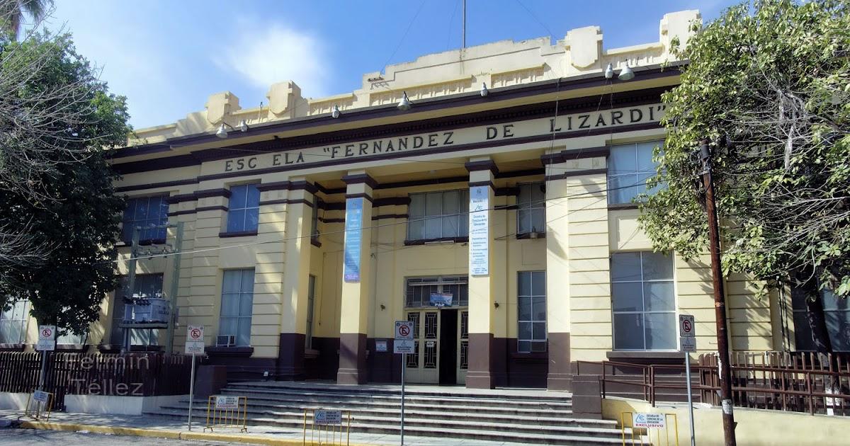 Monterrey Mexico Escuela Fernandez De Lizardi