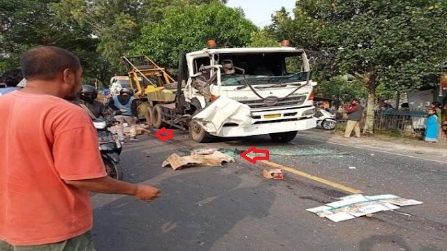 Ini Kronologi Tabrakan Maut Beruntun di Jurang Jaler Lombok Tengah