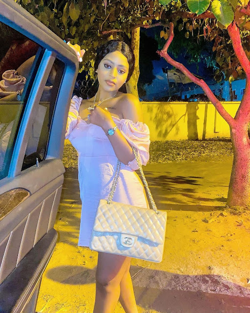 'Stars Don't Shine Because...' - Regina Daniels Drops Hot Photos Amidst New Co-Wife Rumors