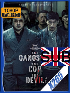 The Gangster, The Cop, The Devil (2019) BDrip x265 [1080p] Latino [Google Drive] Panchirulo