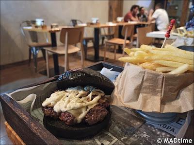 Juanchi's Burgers en Madrid