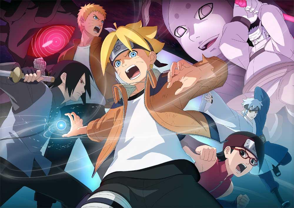 Ikimono-gakari Menampilkan Lagu Pembuka Anime Boruto Terbaru
