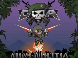 Download Doodle Army 2 Mini Militia MOD Pro Pack Unlocked 2.2.27