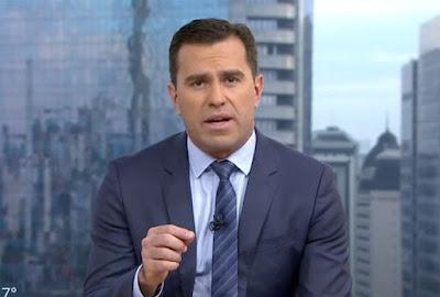 Rodrigo Bocardi faz piada sobre CNN Brasil e anuncia ida para o rádio