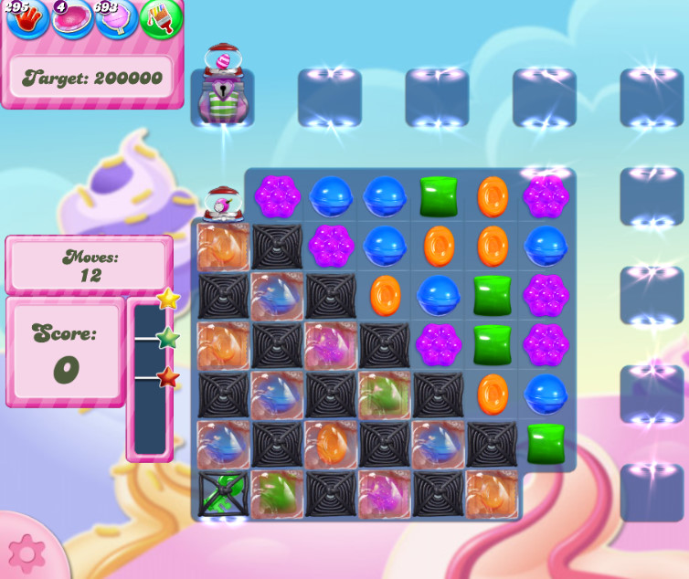 Candy Crush Saga level 2830