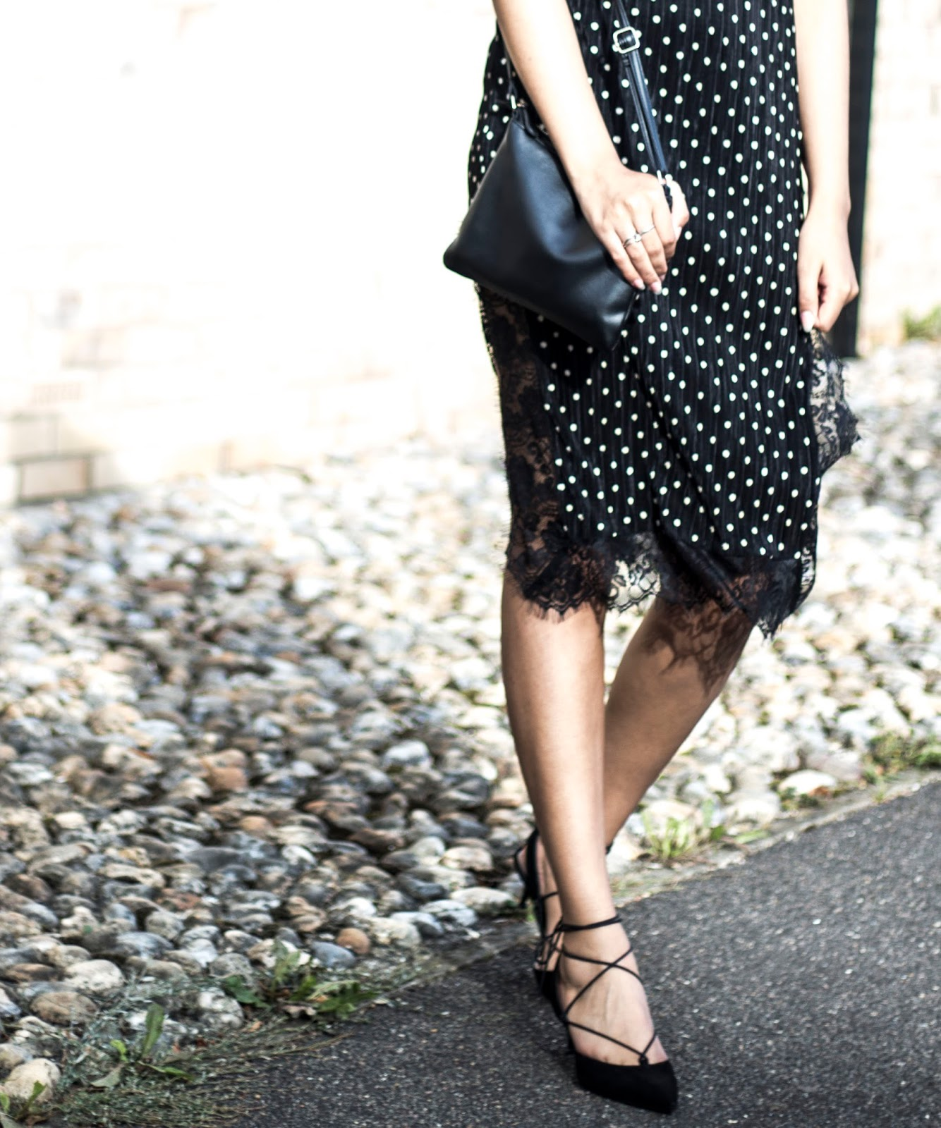 styling the slip dress topshop