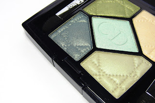 Dior Bird Of Paradise •  5 Couleurs Palette Peacock