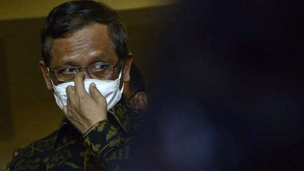 Mahfud MD Bantah Pernah Bilang 'Korupsi Bisa Dimaklumi'