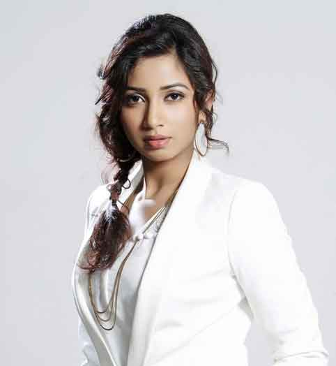 Shreya Ghoshal Auto Biography Family Photos