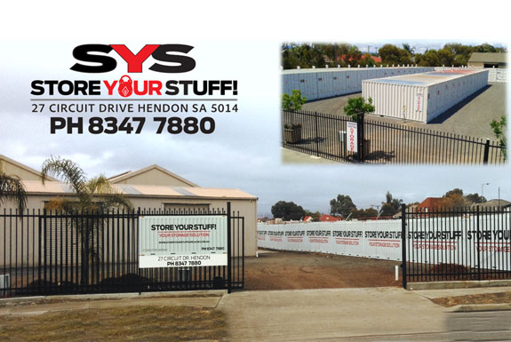 storage facilities Adelaide