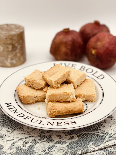 Vannila Bean Shortbread—Holiday Worthy!