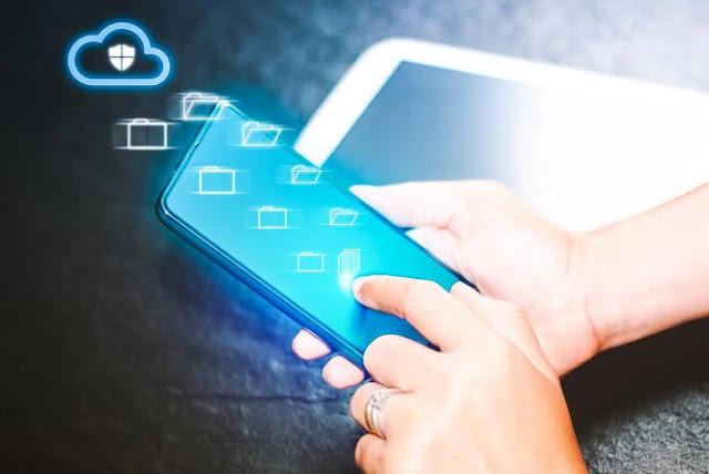Membackup Kontak ke Penyimpanan Ponsel Secara Offline