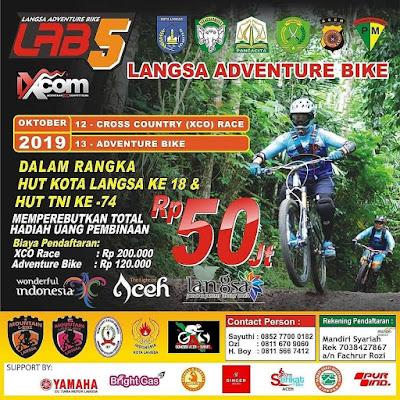 Langsa Adventure Bike