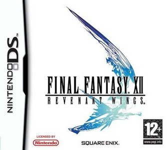 Rom Final Fantasy XII Revenant Wings NDS