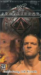 WWE / WWF Armageddon 1999 - Event Poster