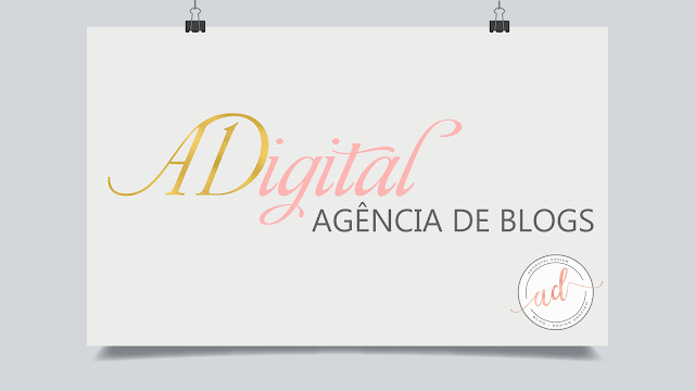 Logo e Capa p/ Fan Page e Grupo - ADigital - Agência de Blogs
