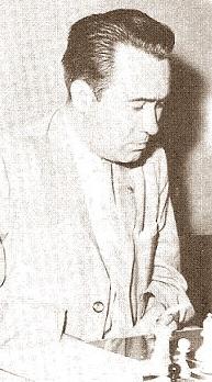 El ajedrecista Josep Miquel Ridameya
