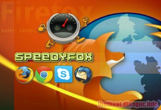 Download SpeedyFox 2.0.26 Build 140 Full Crack