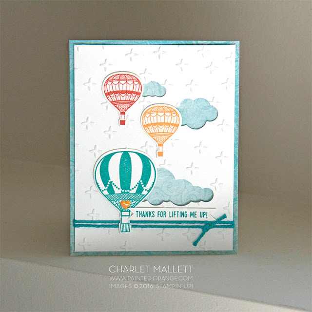 lift me up stampinup