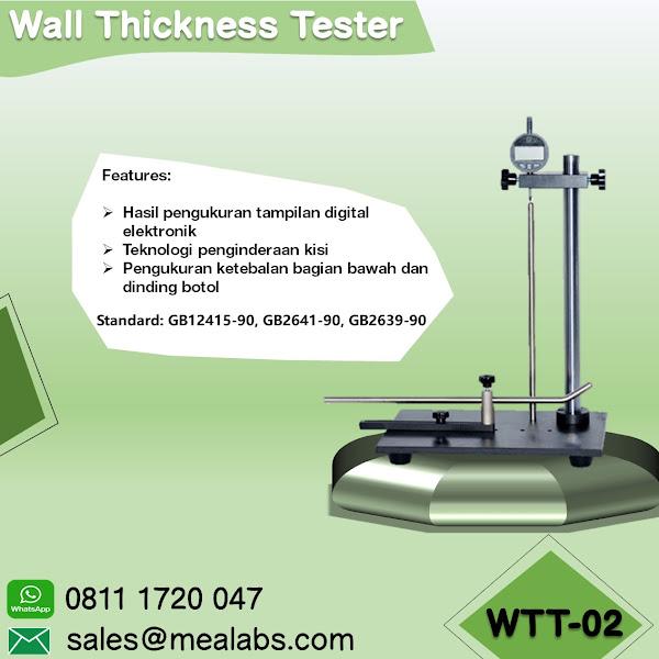 WTT-02 Wall Thickness Tester