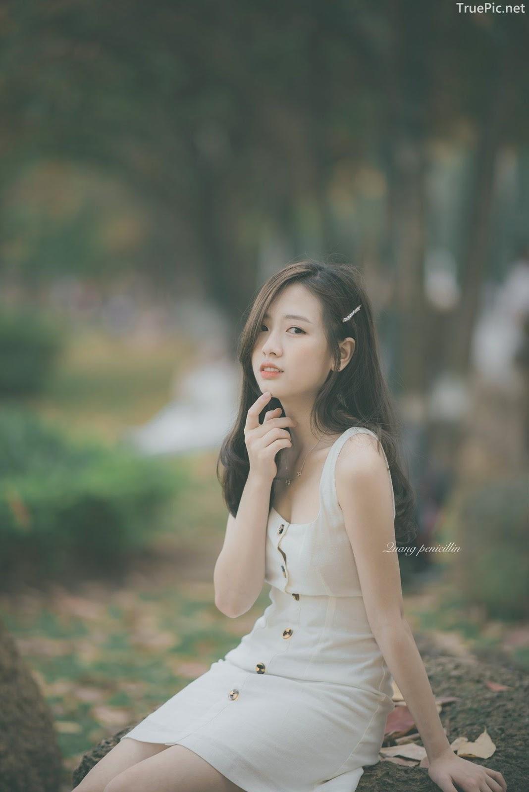 Vietnamese Hot Girl Linh Hoai - Season of falling leaves - TruePic.net - Picture 9