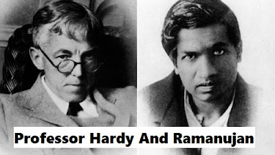 Hardy and Ramanujan