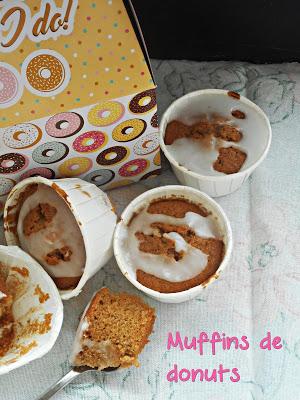 donuts-muffins, muffins-de-donuts