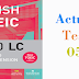Listening Finish TOEIC - Actual Test 05