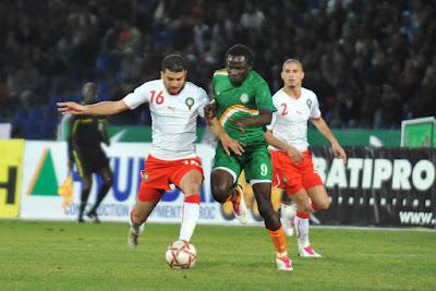 مشاهدة مباراة المغرب والنيجر