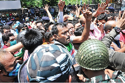 TMC activists