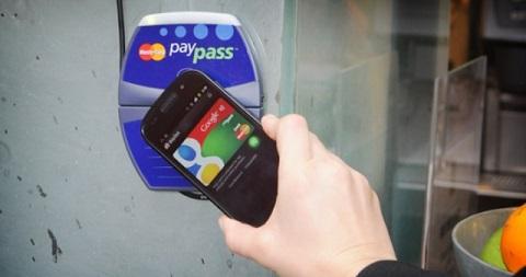 الدفع باستخدام هاتفك
