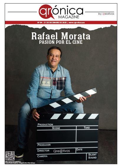 Rafa Morata en Qrónica Magazine, Qreativos, Qrónica Magazine, Rafa Morata, rafamorata.com,