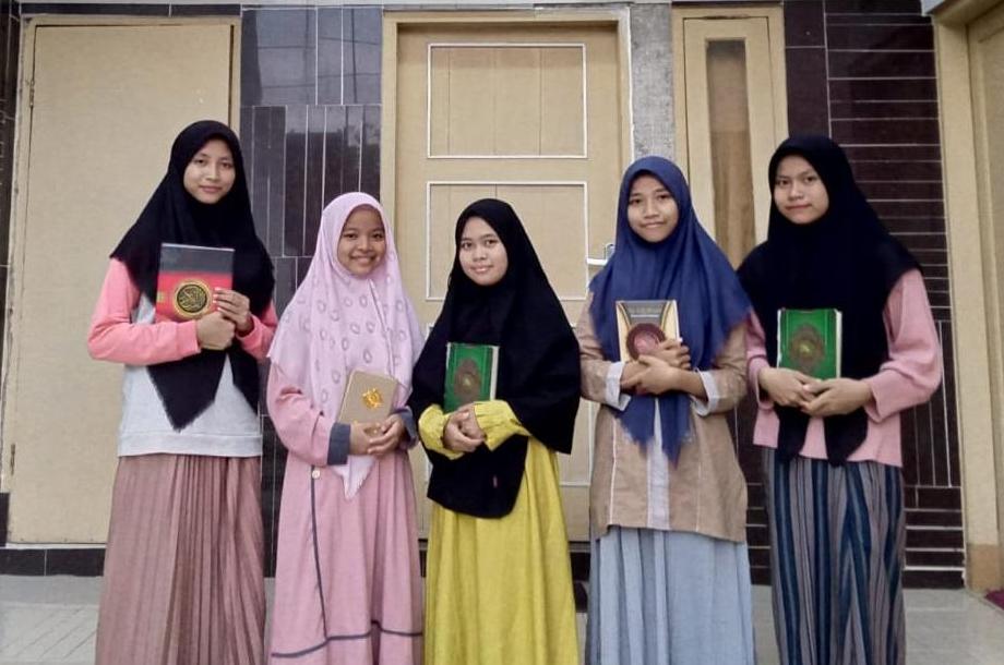Indahnya Hidup Kami, Kareana Selalu Bersama Al-Quran