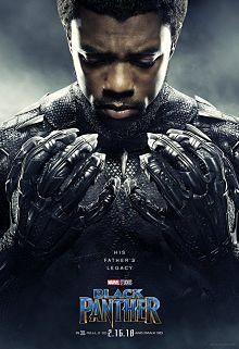 Sinopsis pemain genre Film Black Panther (2018)