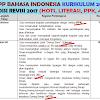 rpp bahasa indonesia kelas 8 kurikulum 2013 revisi 2017 Lengkap Semua Materi Pokok