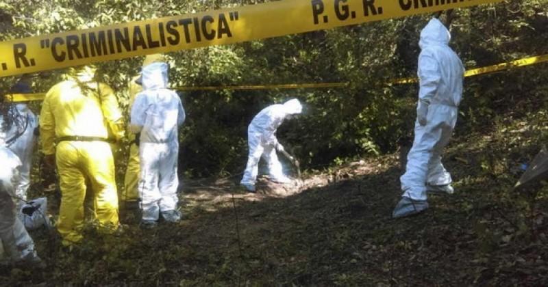 Fosas clandestinas en México, las cifras del horror