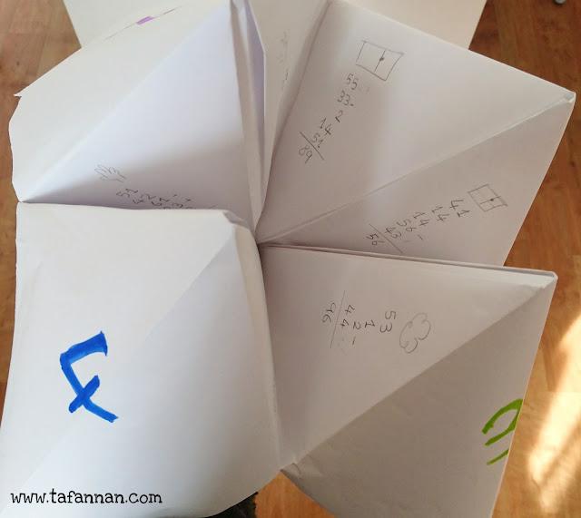 مملحة بحجم عائلي تعليم أطفال تفاعلي big fortune teller education