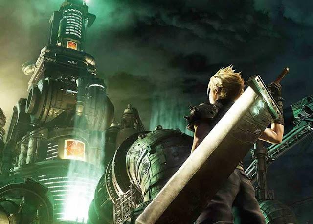 Comparison of Final Fantasy VII Remake on PS4 vs PS4 Pro